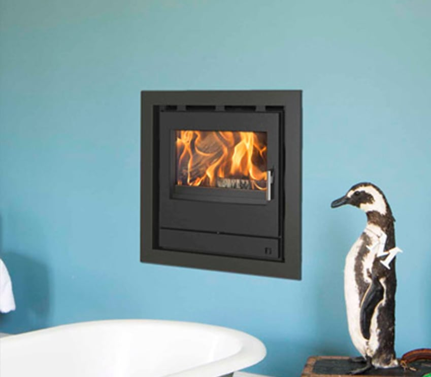 CENTRAL HEATING STOVES