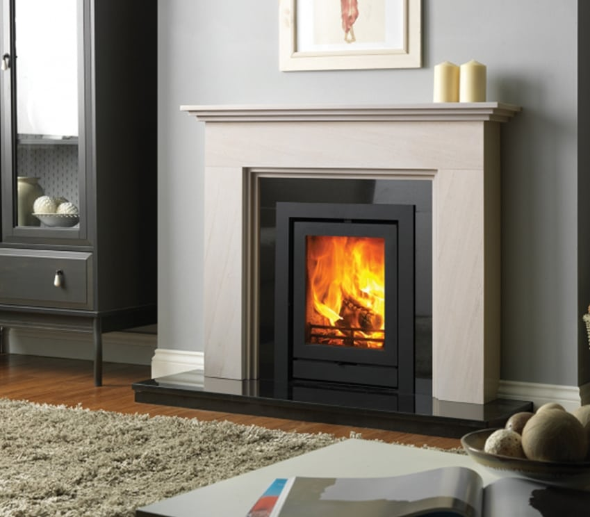 SOLID FUEL FIREPLACES