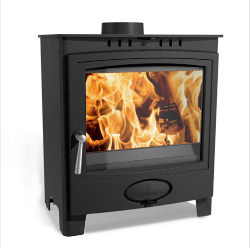 Arada Aarrow Ecoburn Plus 9 Freestanding Stove available at Boston Heating Lincolnshire