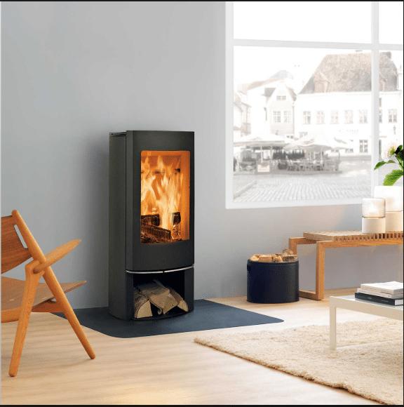 Scan 45 Wood burning stove