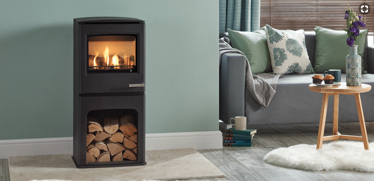 CL5 Highline Contemporary Gas Stoves