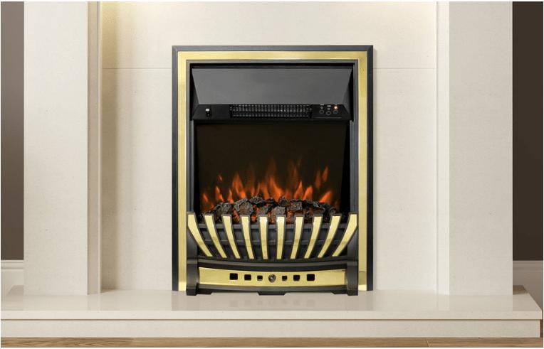 Bayden Modern inset electric fire