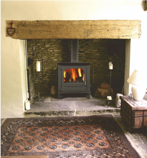 The Highlander 16 CH Stove