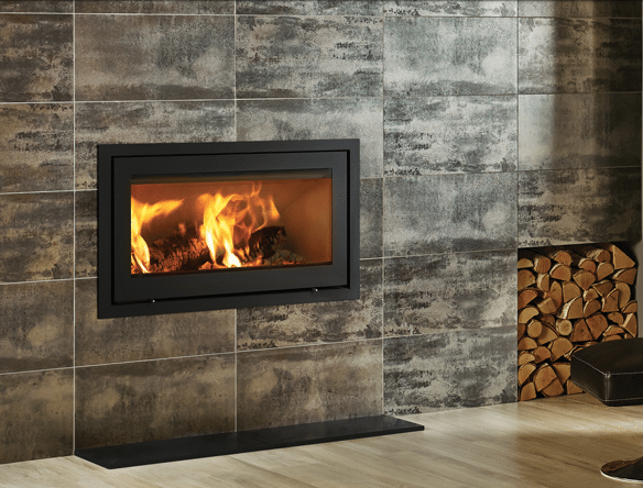 H570 Wood Burning Built-in Fires