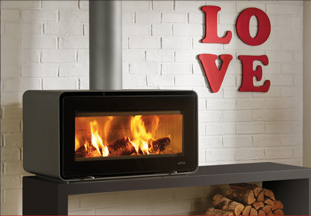 Living Wood Burning Freestanding Fires