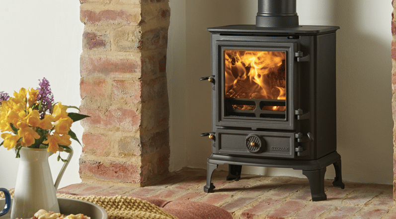Brunel 1A Wood Burning Stoves & Multi-fuel Stoves