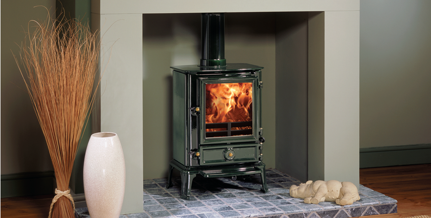 Brunel 2CB Wood Burning Stoves & Multi-fuel Stoves