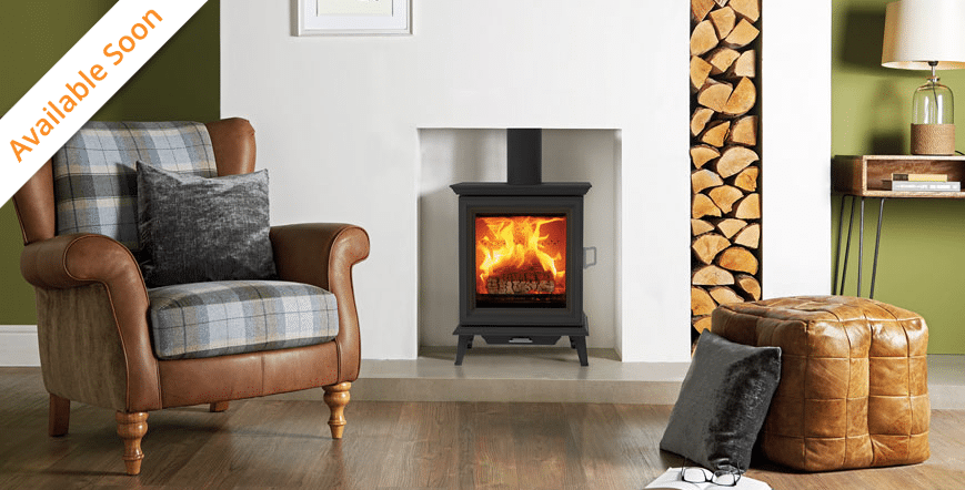 Sheraton 5 Wood Burning Stoves & Multi-fuel Stoves