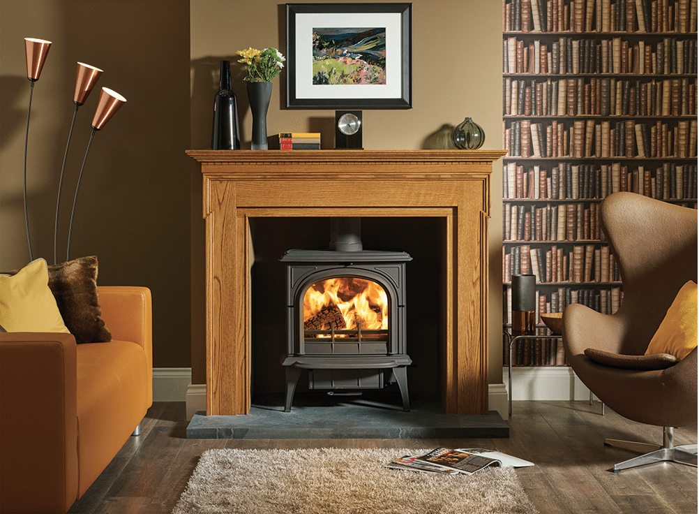 Huntingdon 40 Wood Burning Stoves & Multi-fuel Stoves