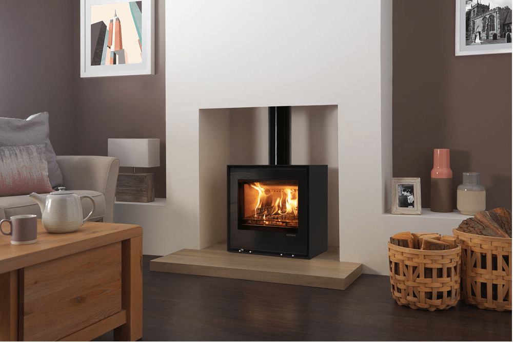 Freestanding Elise 540 Wood Burning & Multi-fuel Stoves