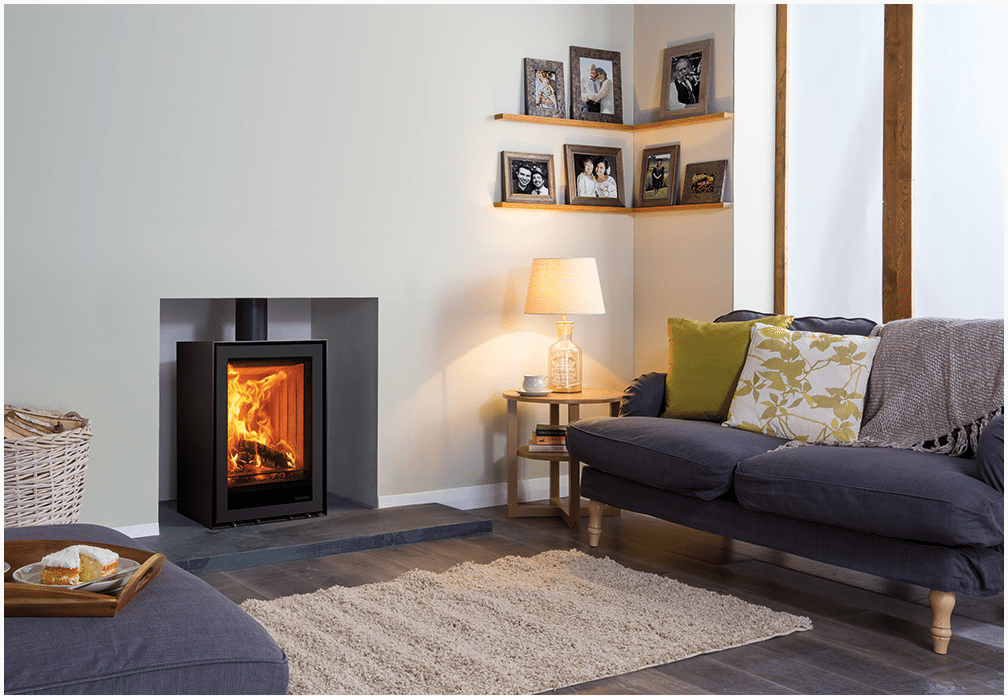 Freestanding Elise 540T Wood Burning & Multi-fuel Stoves
