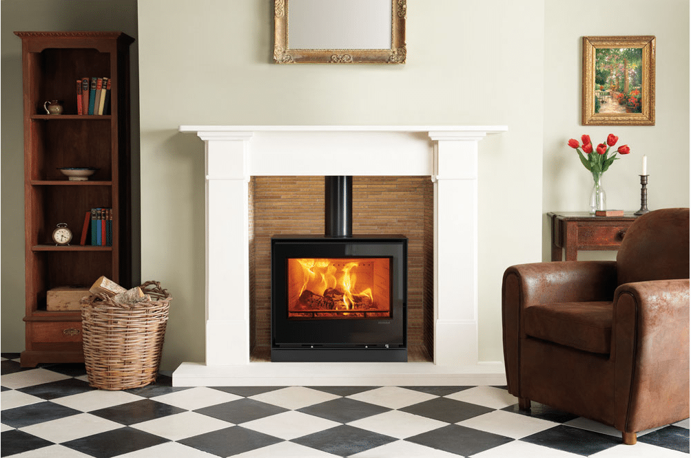 Freestanding Elise 680 Wood Burning & Multi-fuel Stove