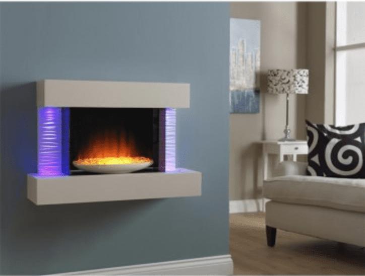 flamerite fireplace Luma 1200